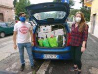 Resistenze contagiose: pacchi alimentari a filiera etica